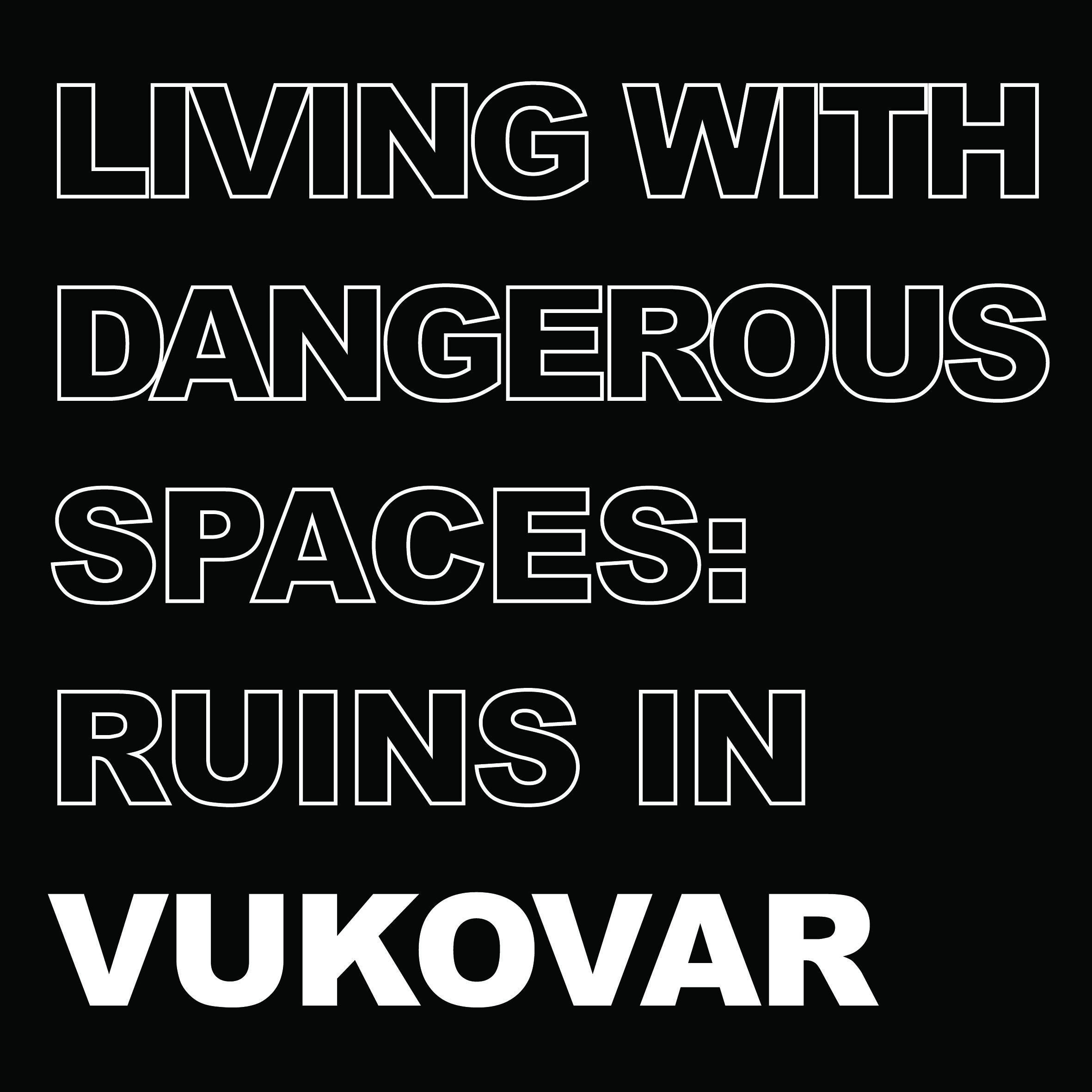 Photo-essays cover - Vukovar